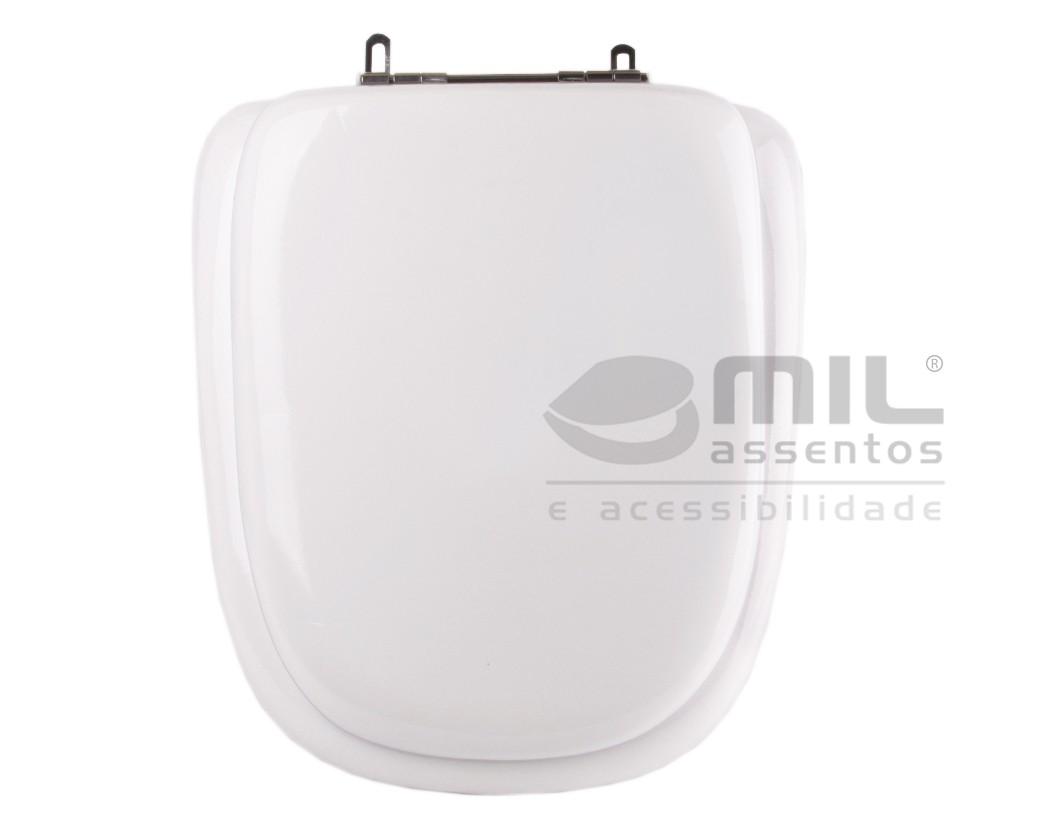 Assento Sanitário Stylus  para  louça Celite - Almofadado LUXO ou SUPER LUXO
