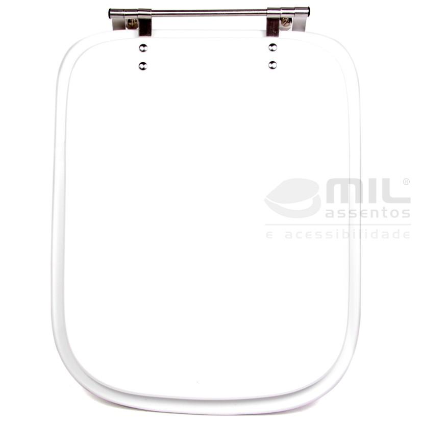 Assento Sanitário Tivoli para Louça Ideal Standard em Poliester