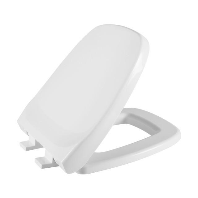 Assento FIT / VERSATO SOFT-CLOSE  Tupan PP para Louça Celite com Fechamento Suave