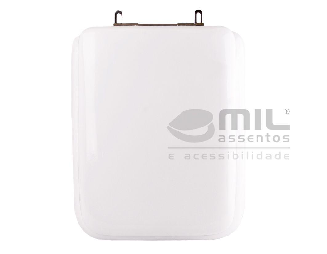 Assento Sanitário Vila Rica para  louça Icasa - Almofadado LUXO ou SUPER LUXO