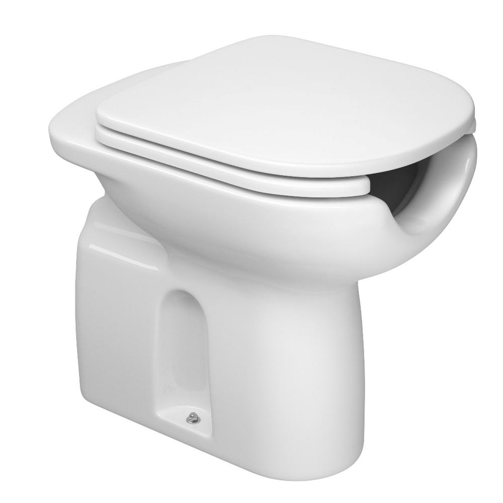 Assento Almofadado Vogue Confort para Deca  - Almofadado LUXO ou SUPERLUXO. Para Deficiente, Cadeirante ou Idoso.