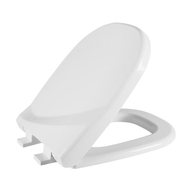 Assento Sanitário Vogue Plus com Fechamento Suave SOFT CLOSE ou SLOW CLOSE Em Polipropileno para Louça Deca