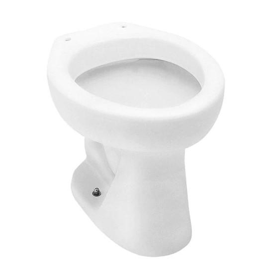 Assento Soft-Close Fiori / Oval Convencional PP para Incepa com Fechamento Suave.