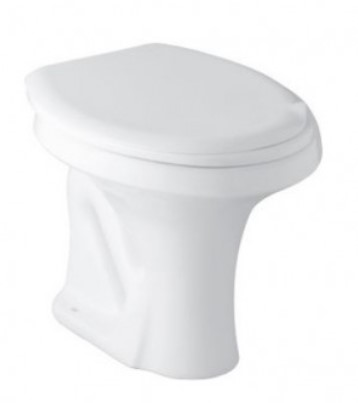 Assento Soft-Close Lírio / Oval Convencional  PP para Celite