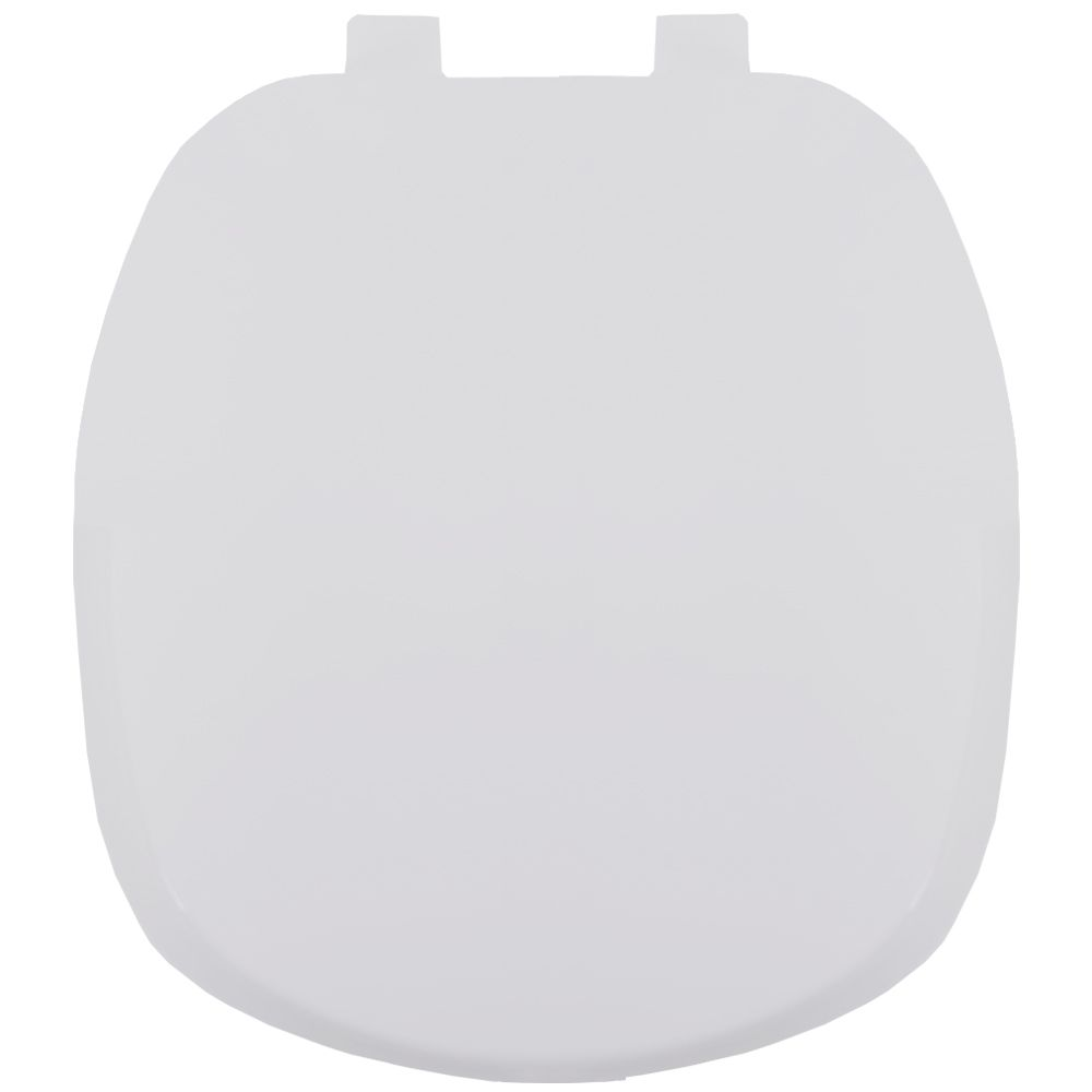Assento Soft-Close Lorenone Branco Tupan PP para Lorenzetti com Fechamento Suave