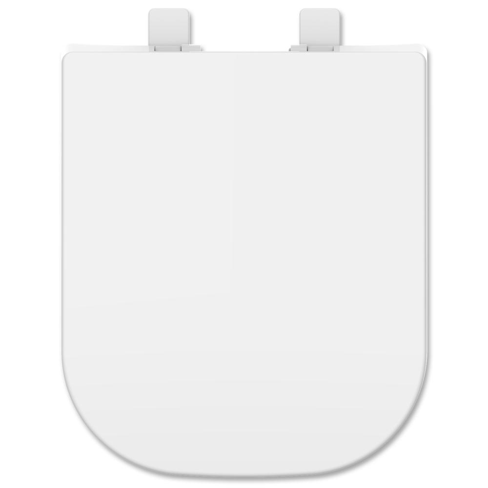 Assento Soft-Close Polo Termofixo Tupan para Louça Deca com Fechamento Suave