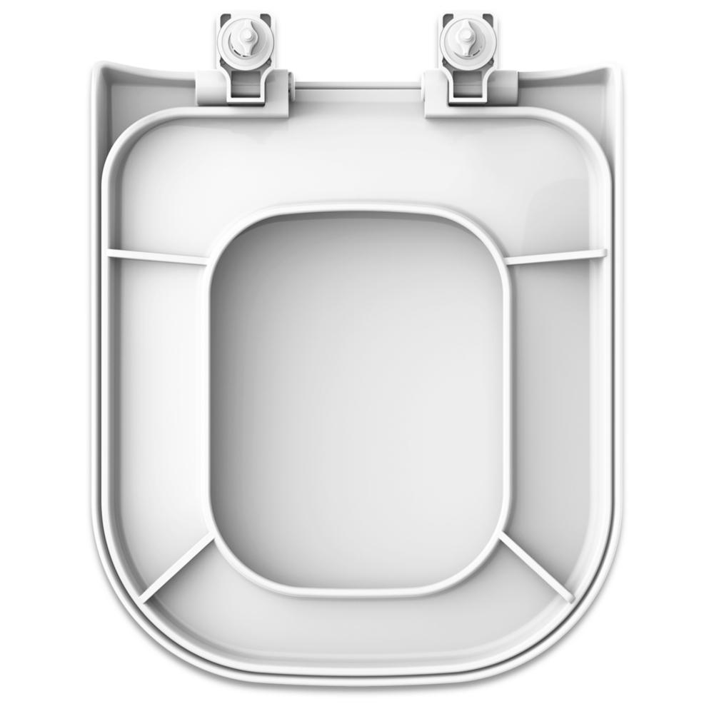 Assento SOFT-CLOSE Unic Tupan PP para Louça Deca com Fechamento Suave