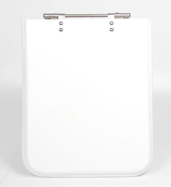 Assento Square Poliéster/Acrílico para Louça Incepa