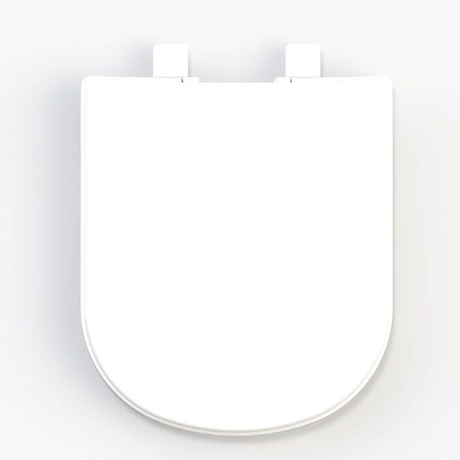 Assento Square Soft-Close Termofixo Tupan para Louça Lorenzetti com Fechamento Suave; Garantimos o MENOR PREÇO!