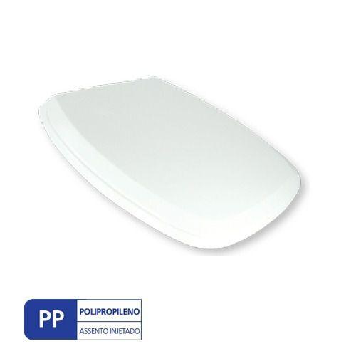 Assento STYLUS Branco Tupan PP para Louça Celite