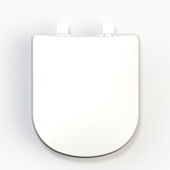 Assento Life Soft-Close Termofixo Tupan para Louça Celite com Fechamento Suave