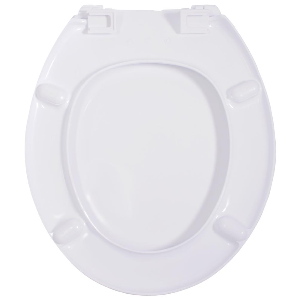 Assento Termofixo LUXO Oriane / Oval Convencional para Louça Ideal Standard Tupan.