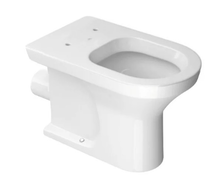 Assento Termofixo Nuova Tupan para Louça Deca.