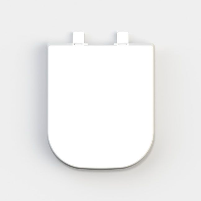 Assento Termofixo Quadra / Axis / Piano / Polo / Unic para Louça Deca
