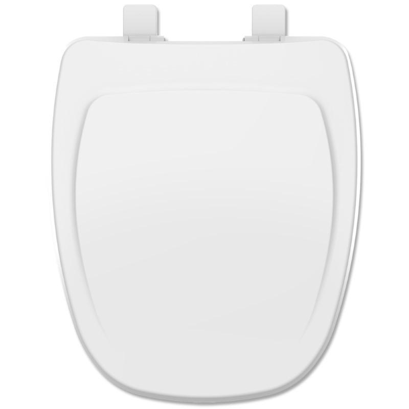 Assento TURIM SOFT-CLOSE Tupan PP com Fechamento Suave para Louça Eternit.