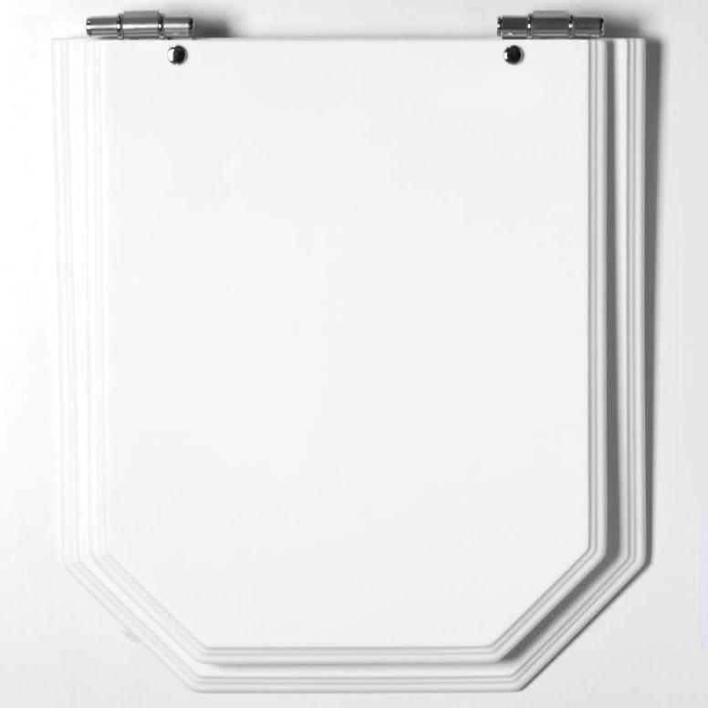 Atrium Laqueado  Branco