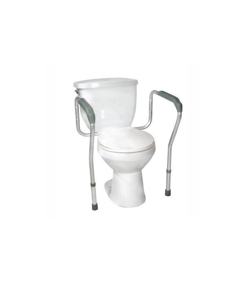 Barra De Apoio Para Vaso Sanitário Alumínio BSE