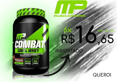 Combat 100% Whey 907g - Muscle Pharm