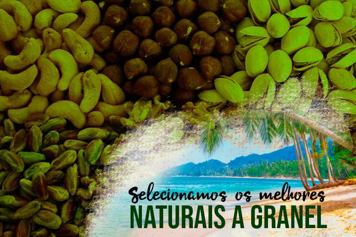 produtos naturais a granel