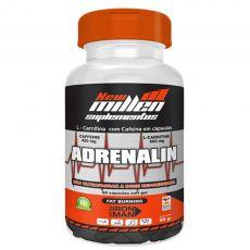 Termogênico Adrenalin 60 Cápsulas - New Millen