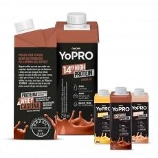 Bebida Lactea com 15g de proteína YoPRO 250ml Unidade - Danone