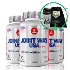 Combo 3x Joint Way 90 Caps + Brindes - Midway