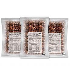 Combo 3x Granola de Chocolate 1kg - Esverdeando