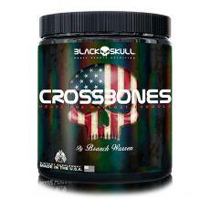 Pré-Treino CrossBones 150g - Black Skull