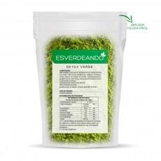 Detox Verde 1kg - Esverdeando