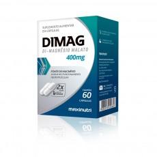 Dimag DI-Malato de Magnesio 60 Caps - Maxinutri