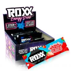 Display Roxx Energy Drink 12 Sticks - Roxx