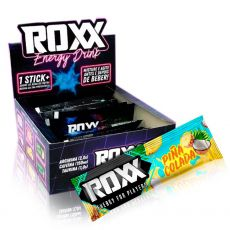 Display Roxx Energy Drink Pina Colada 20 Sticks - Roxx