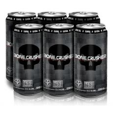 Energético Bone Crusher Xtreme Energy Drink 269ml (Fardo c/ 6 unids) - Black Skull