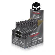 Energy Gel (caixa com 10 unids de 30g) - Black Skull
