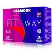 Fit Way 60 Caps Glamour Nutrition - Midway