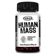 Human Mass 60 Capsulas - Power Supplements