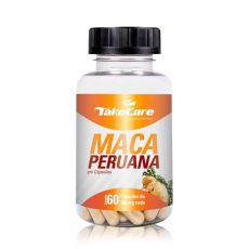 Maca Peruana 60 Caps - Take Care