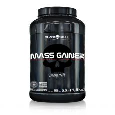 Mass Gainer 1,5kg - Black Skull