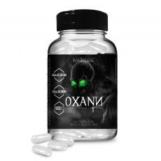 Emagrecedor Oxann 60 Cápsulas - Possession Nutrition