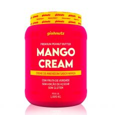 Pasta de Amendoim Mango Cream 1kg - Giohnutz