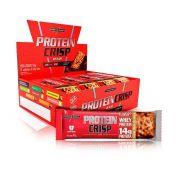 Protein Crisp Bar 12 Unidades 45g - Integralmedica Validade MAIO 2020