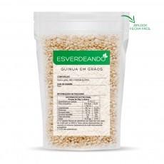 Quinua Branca em grãos Peruana 1kg (granel) - Esverdeando
