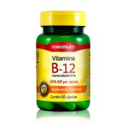 Vitamina B12 60 Caps - Maxinutri