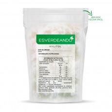 Xylitol (Xilitol) 1kg 100% Puro - Esverdeando