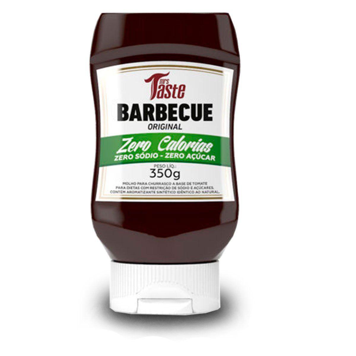 Molho Barbecue Zero sódio 350g - Mrs Taste