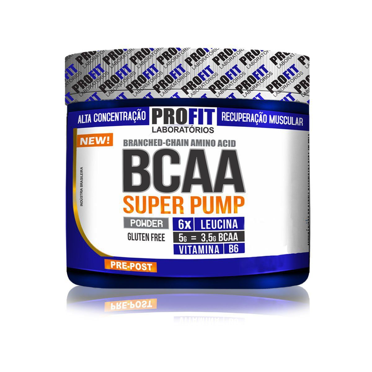 BCAA Super Pump 6:1:1 150g - Profit