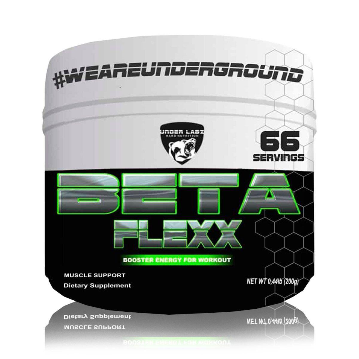 Beta Alanine Flexxx 200g - Under Labz