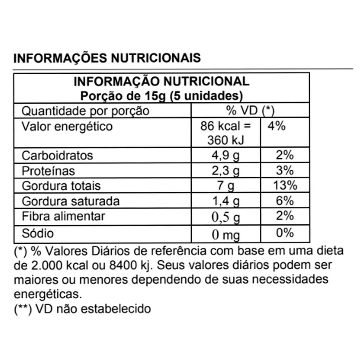 Castanha de Caju Torrada/Sem Sal 2kg - Esverdeando