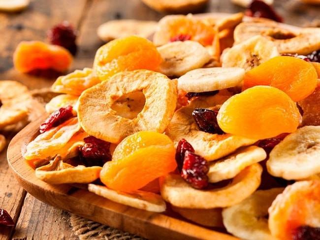 Combo 2x Mix de Frutas Desidratadas 1kg - Esverdeando