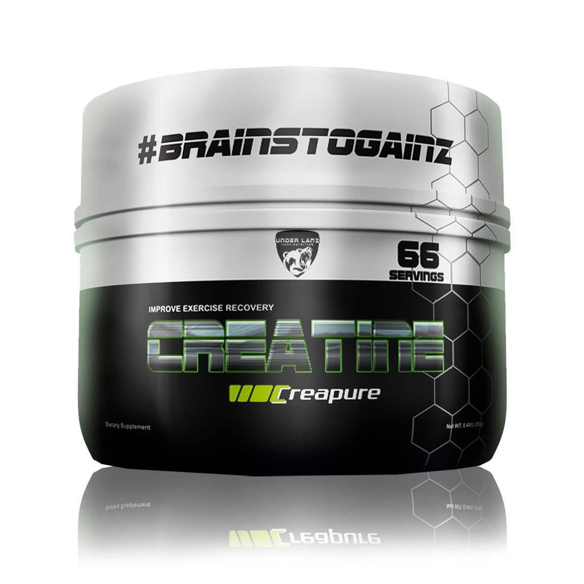 Creatine Monohydrate 200g Creapure - Under Labz